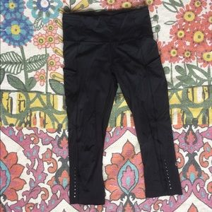 lululemon athletica Pants - Fast and free crop